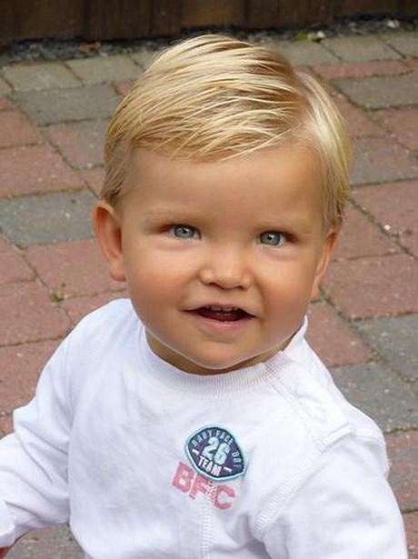 Baby Kapsels Jongen