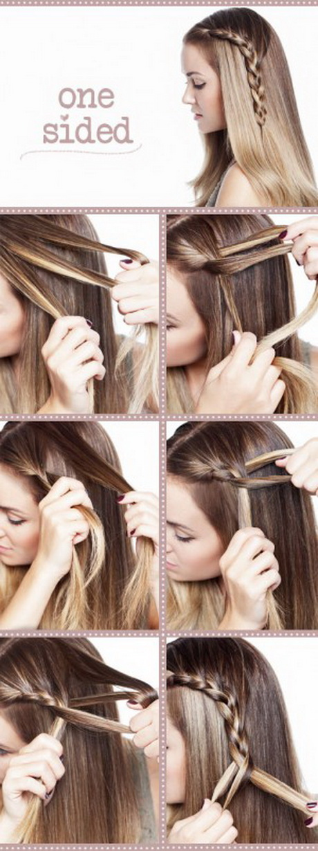Simpele Haarstijlen