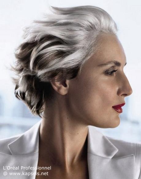 Trendy Kapsels Kort Haar