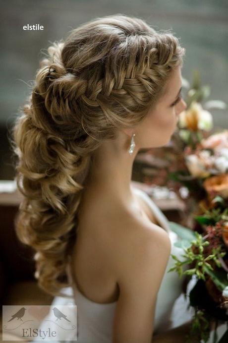 Bruidskapsels Met Vlecht