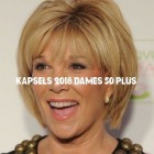 50 plus kapsels dames 2020