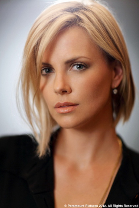 Kapsels charlize theron