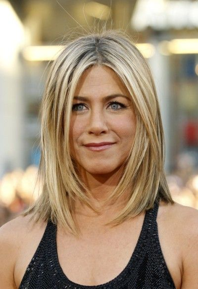 Jennifer aniston kort haar