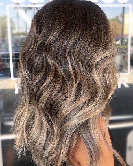 Mode haarkleur winter 2020